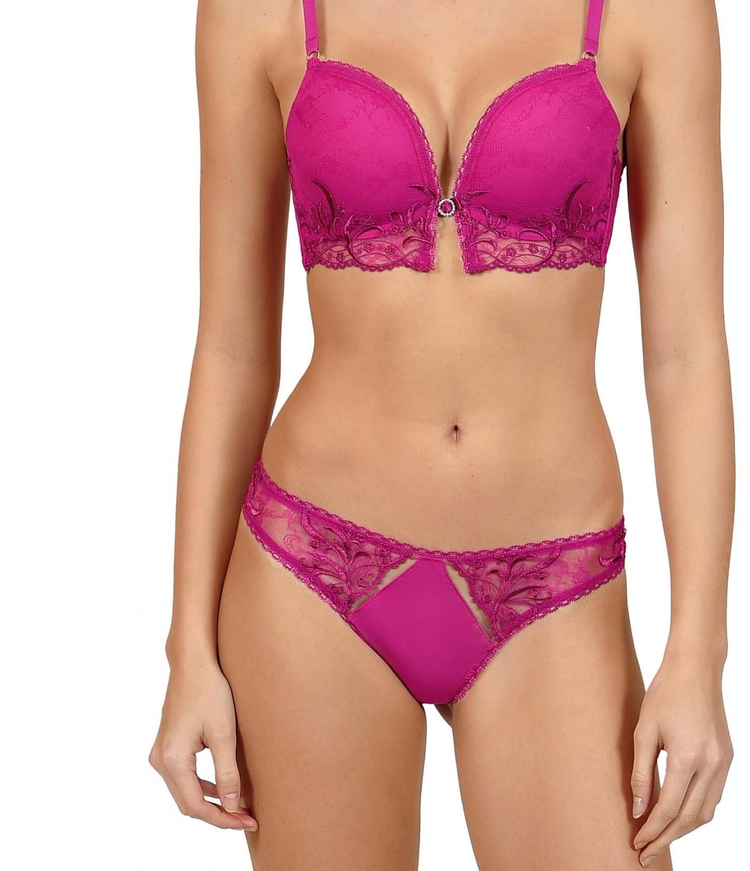 Lisca Fame Bikinistring 12258 Zyklampink